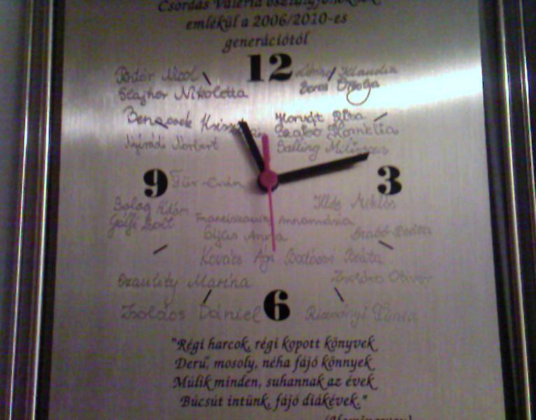 Veliki zidni sat