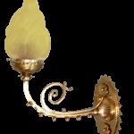 Mesingana zidna lampa