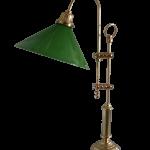 Stona bankarska lampa od mesinga